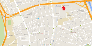 Map of cape town data recovery - SouthBit Data Recovery