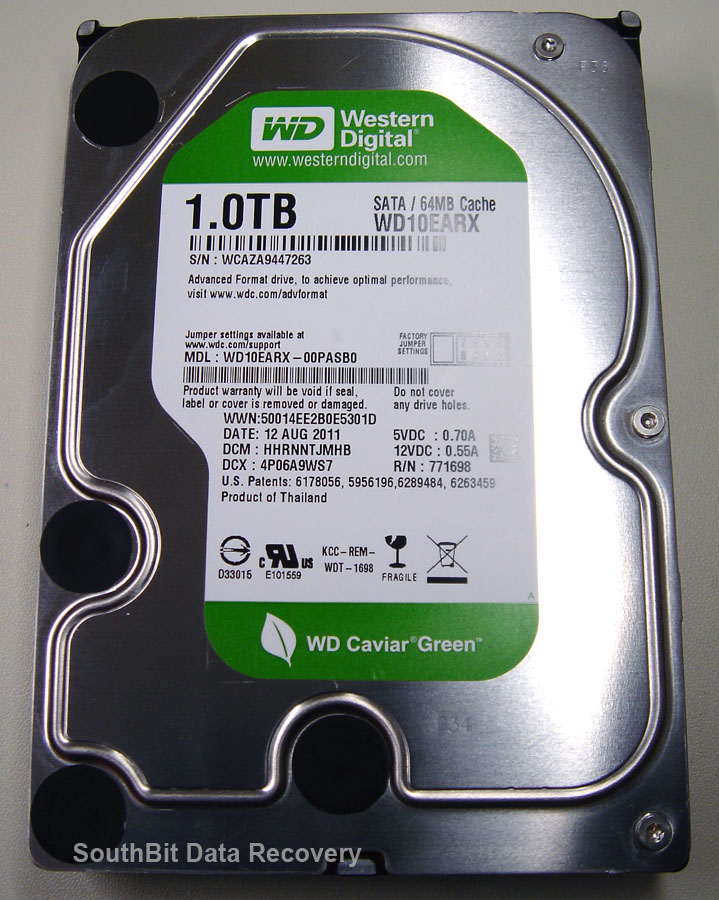 Hard Drive Technical Guide and Components | Southbit Cape Town