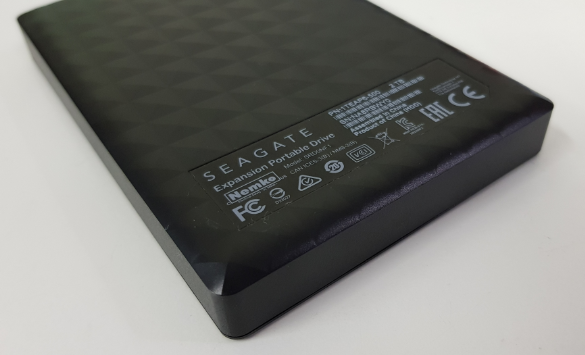 segate expansion portable data recovery